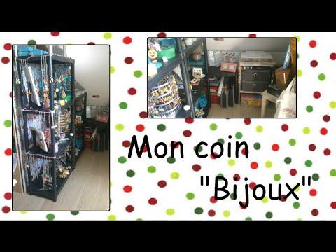 "Mon coin ""Bijoux"" (Atelier) 🖌"
