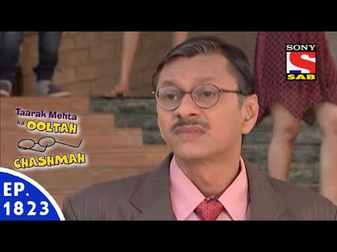 Taarak Mehta Ka Ooltah Chashmah - तारक मेहता - Episode 1823 - 9th December, 2015