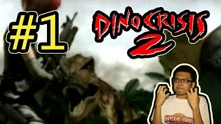 Dino Crisis 2 Walkthrough - Part 1! ( Regina Wati is Back Bareng Dylan)