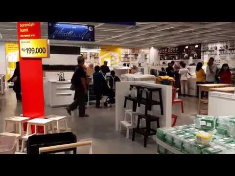 IKEA Sentul City Baru Buka