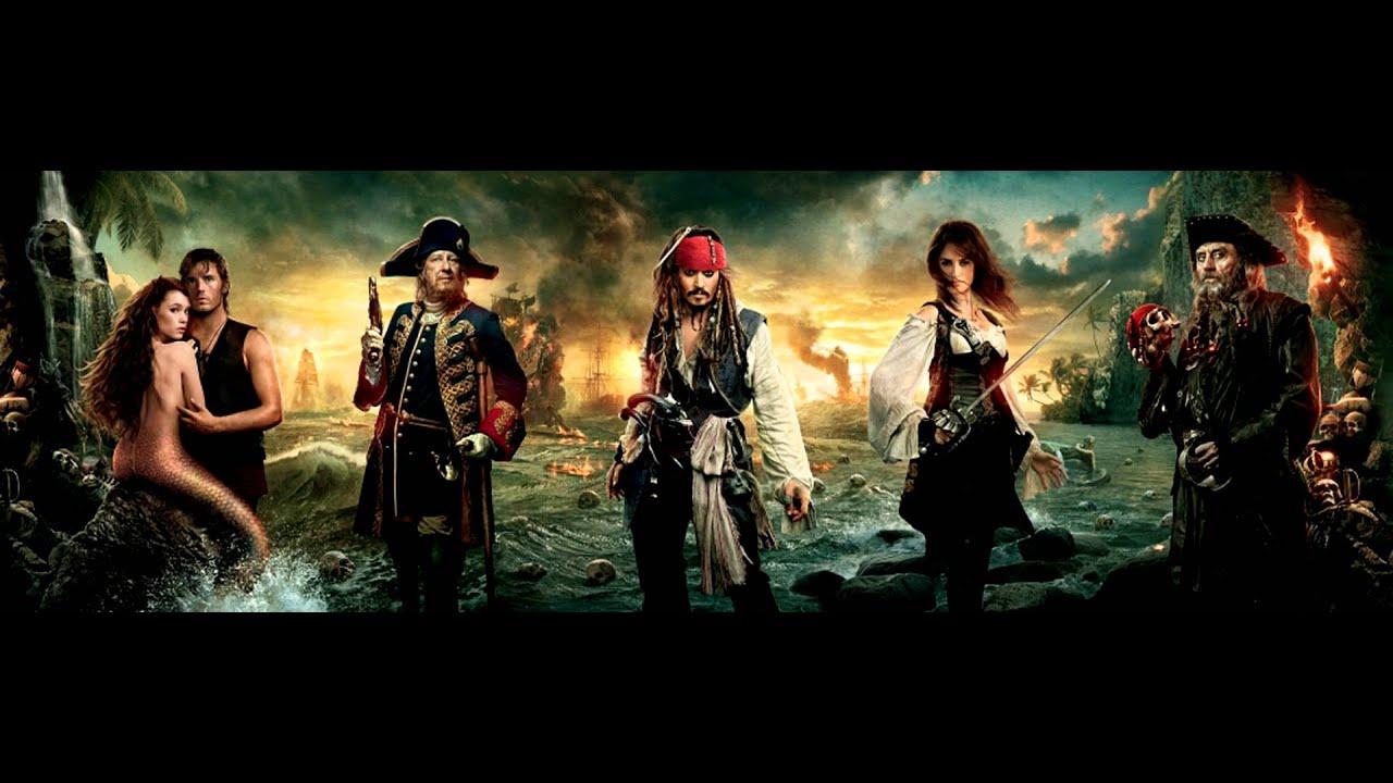 Пираты Карибского моря На странных берегах  КиноПоиск