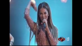 Leslie Grace Lunes A Jueves Duro Y Suave Nuestra Belleza Latina 2018 RumbaComercial.Com.mp3