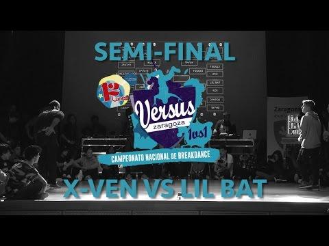 XVen VS Lil Bat - SemiFinal - Versus 2015