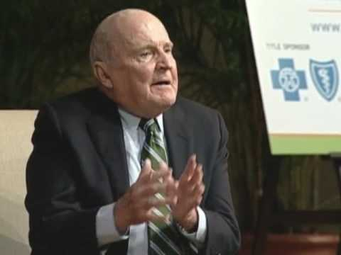 2009 Global Business Forum: Jack Welch - Former CEO, General Electric