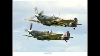 Battle Of Britain Airshow -  The Spitfire