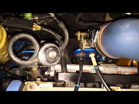Tapping noise from Ford Focus Zetec Motor