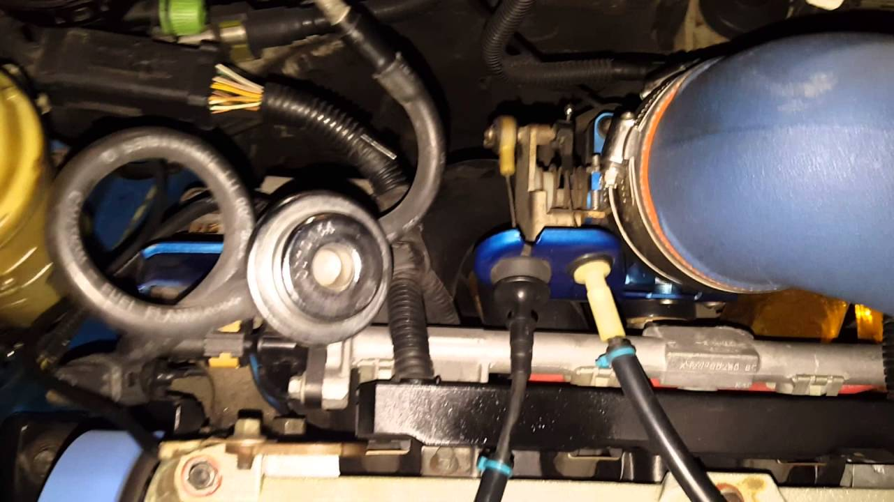 medium resolution of tapping noise from ford focus zetec motor