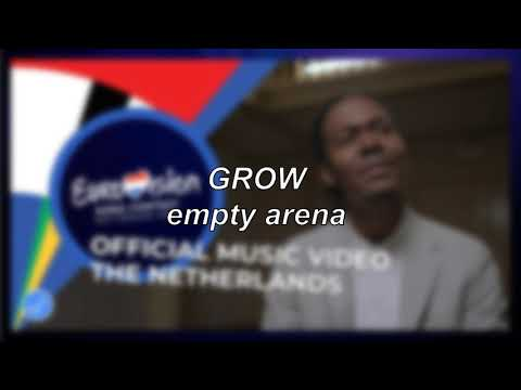 Jeangu Macrooy - Grow (Eurovision 2020) | Empty Arena Edit