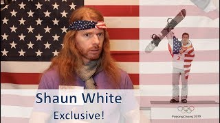 Shaun White on South Korea Gold and Being a Redhead - Ultra Spiritual Life episode 96