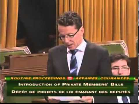 Andrew Cash Introduces his National Urban Worker Strategy Bill - October 21, 2013