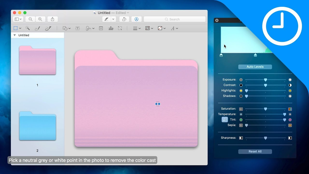 Quick Tip: How to change macOS folder color [9to5Mac]