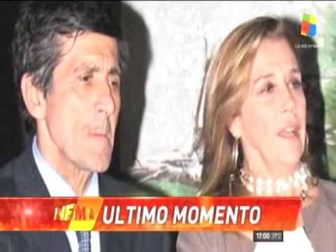 Marcela Tinayre y Marcos Gastaldi se habrían separado