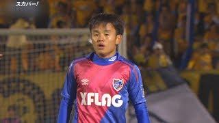 2019JリーグYBCルヴァンカップ GS第5節 FC東京×ベガルタ仙台のハイライ...