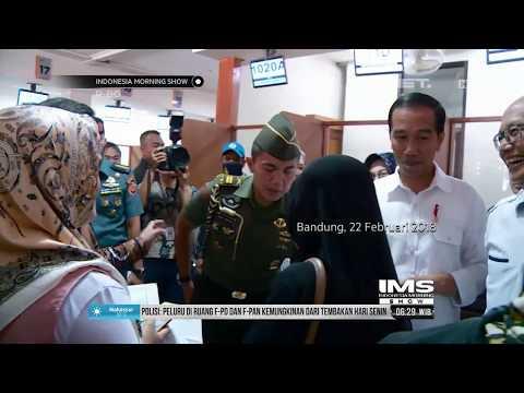 Tegur Dirut BPJS, Presiden Jokowi Menilai Masalah Berawal Dari Sistem Pengelolahan   IMS