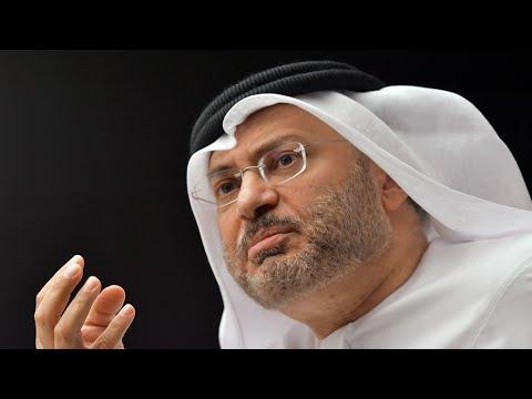 قرقاش: تطورات عفرين تؤكد أهمية الأمن القومي العربي  - نشر قبل 55 دقيقة