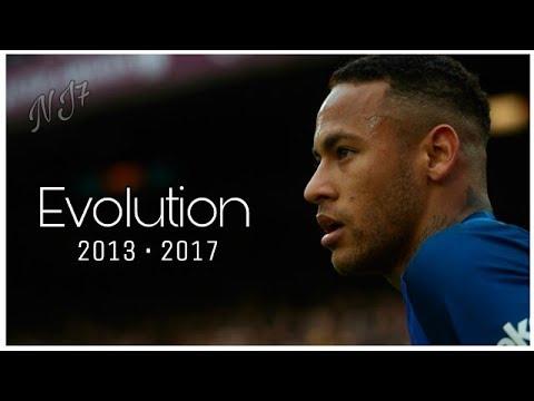 Neymar Jr ▶ The Evolution In Barcelona • 17