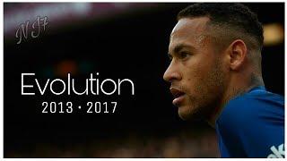 Neymar jr ▶ the evolution in barcelona • 2013/17
