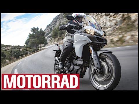 Ducati Multistrada im Test: 950 vs. 1200
