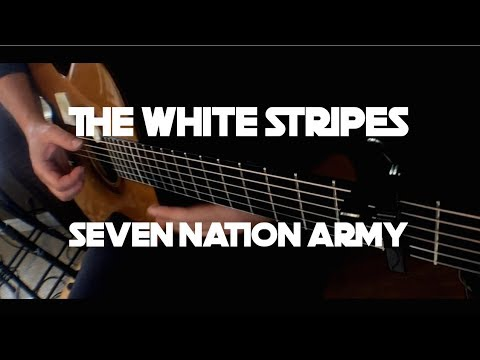 The White Stripes - Seven Nation Army - Fingerstyle Guitar ...