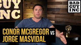 Conor McGregor vs Jorge Masvidal has never been closer...