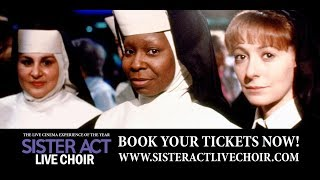 Sister Act Live Choir - The 2018 UK & Ireland Tour