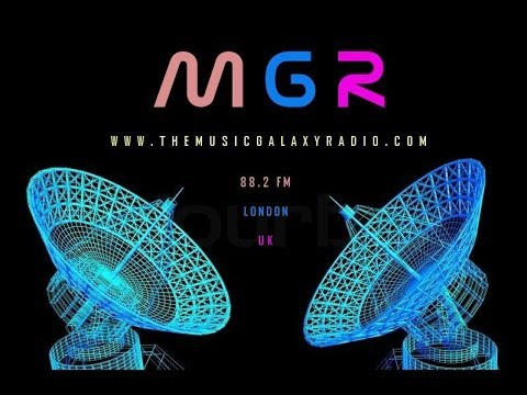 The Music Galaxy Radio - MGR Live Stream