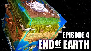 End of Earth | Minecraft Modded Survival: Ep 4 | Archaeology Site! (Steve