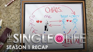 REWIND: An animated recap of all the drama from The Single Life season 1