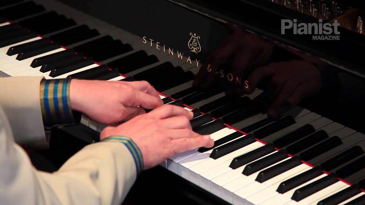 Piano Masterclass on Slow Practice Part 2
