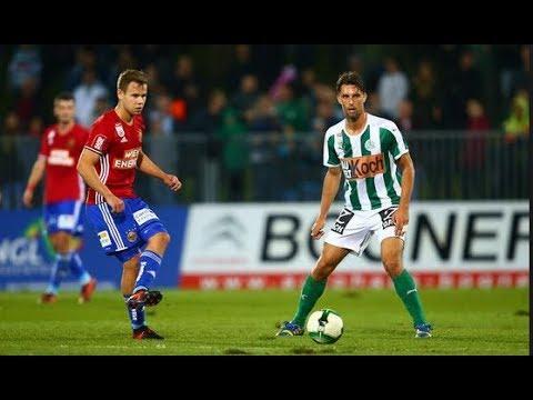 Louis Schaub skills überragend für Rapid Wien TOR & Spielwitz (1/4/2018)