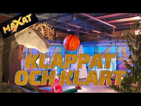 Maxat: Klappat och klart - Rube Goldberg Machine