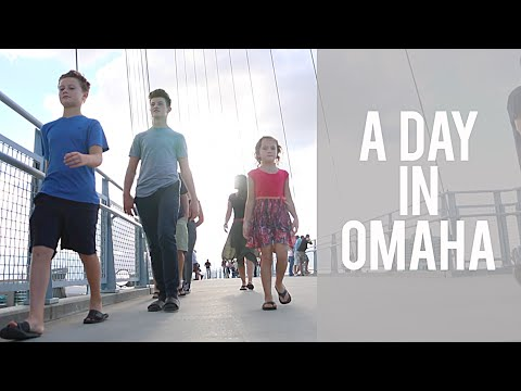 A Day in Omaha: RV Full-time Family