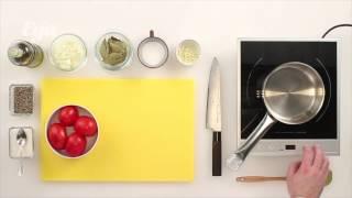 Томатный соус — простейший рецепт