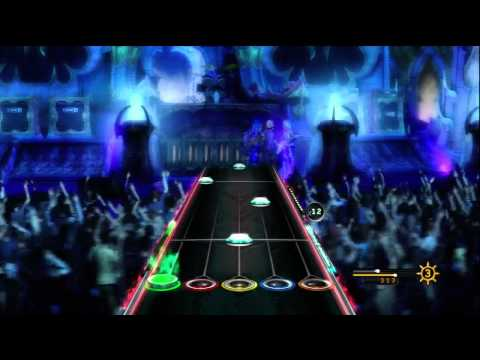 Guitar Hero Warriors of Rock The Feel Good Drag Expert Guitar 100% FC