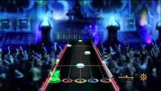 Guitar Hero Warriors of Rock The Feel Good Drag Expert Guitar 100% FC