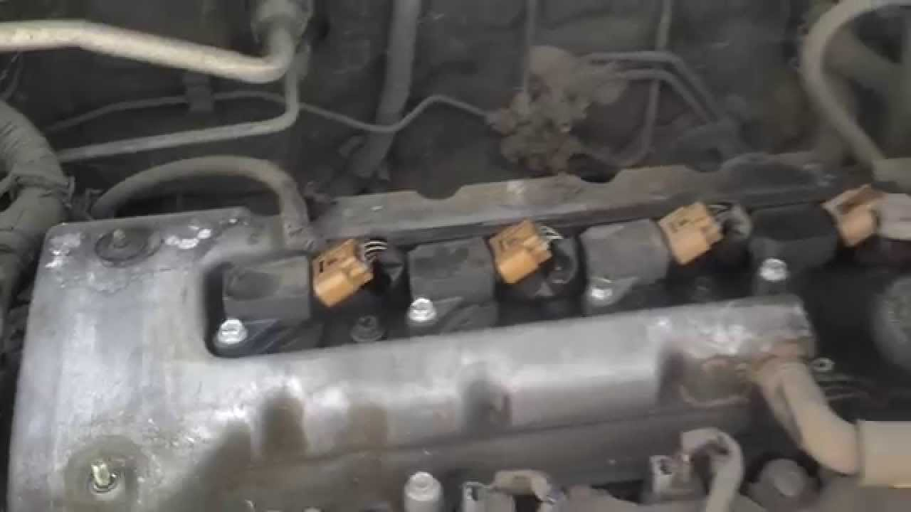 2003 Toyota Corolla Engine Knock