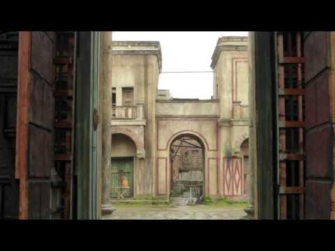 ROMA - CINECITTA' STUDIOS - HD