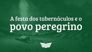 A Festa dos Tabernáculos e o Povo Peregrino (Zacarias 14) | Culto da Noite, Pr. Amauri Oliveira