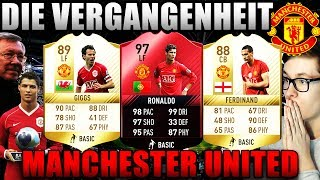 FIFA 17: OMG MANCHESTER UNITED - DIE VERGANGENHEIT🔥⛔️ (DEUTSCH) - ULTIMATE TEAM - UNNORMALE LEGENDS