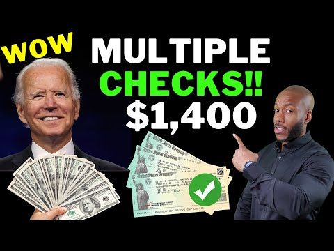 Download YES!! $2,000 + $1400 Third Stimulus Check Update + [BIDEN'S 3RD + 4TH STIMULUS CHECK PACKAGE]