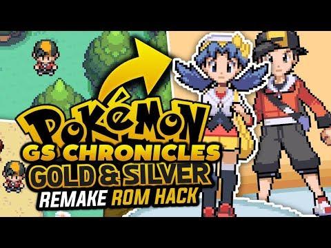 Pokémon GS Chronicles GOLD & SILVER REMAKE!? - Pokemon Rom Hack Showcase
