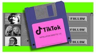 Tik Tok in 1988 - Wonders of the World Wide Web