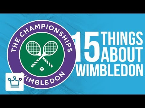 15 Things You Didn't Know About Wimbledon