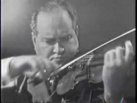 David Oistrakh plays Prokofiev Death of Juliet
