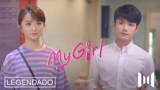 【Legendado PT-BR】Meng Hui Começa A Ver Shen Yi Em Uma ~luz Diferente~ 😍 My Girl 05