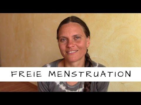 Freie Menstruation - menstruieren ohne Tampon & Co.