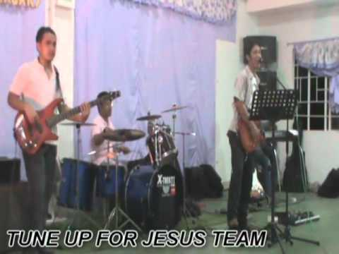 Don Moen God is Good (By Tune Up for Jesus Team)