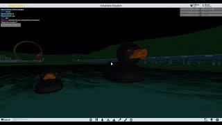 Mega Duck Invasion!? Ep4 / Roblox / Theme Park Tycoon 2