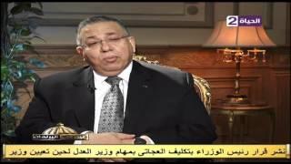 السيد الشريف: منظمات المجتمع المدنى تتعامل بـ إزدواجية فى المعايير.. (فيديو)