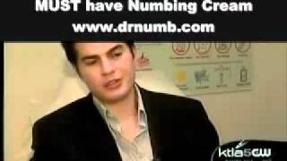 Dr. Numb Laser Tattoo Removal with DrNumb Numbing Cream Thumbnail